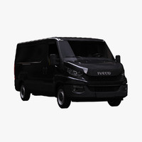 3d iveco daily 3520 h1 model