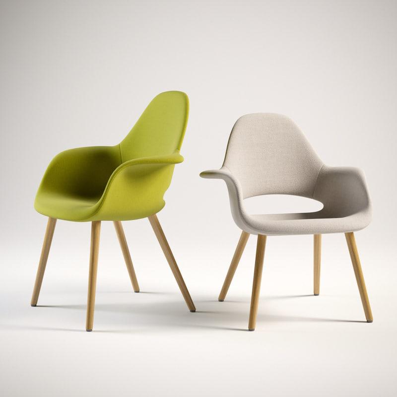 max organic chair charles