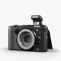 Nikon 1 V3 Body Black