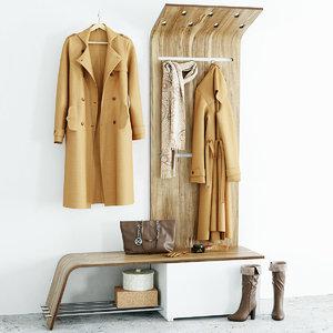 clothes raincoat max