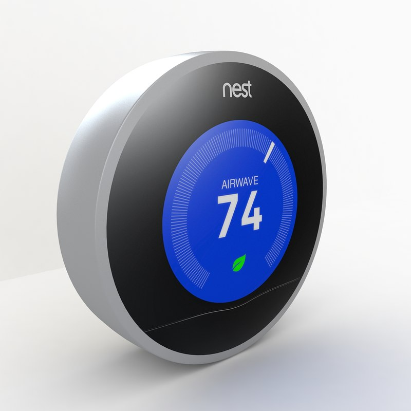 nest thermostat max