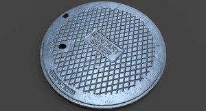 3d sewer sanitary