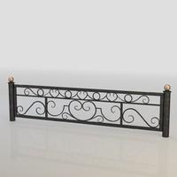 max iron fence