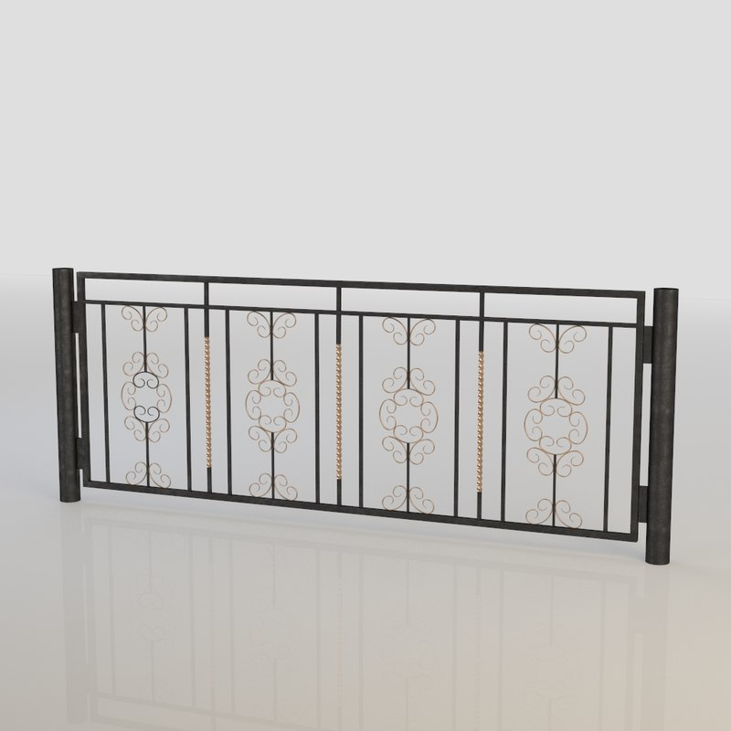 iron fence ma