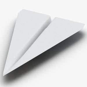 3ds paper plane 6