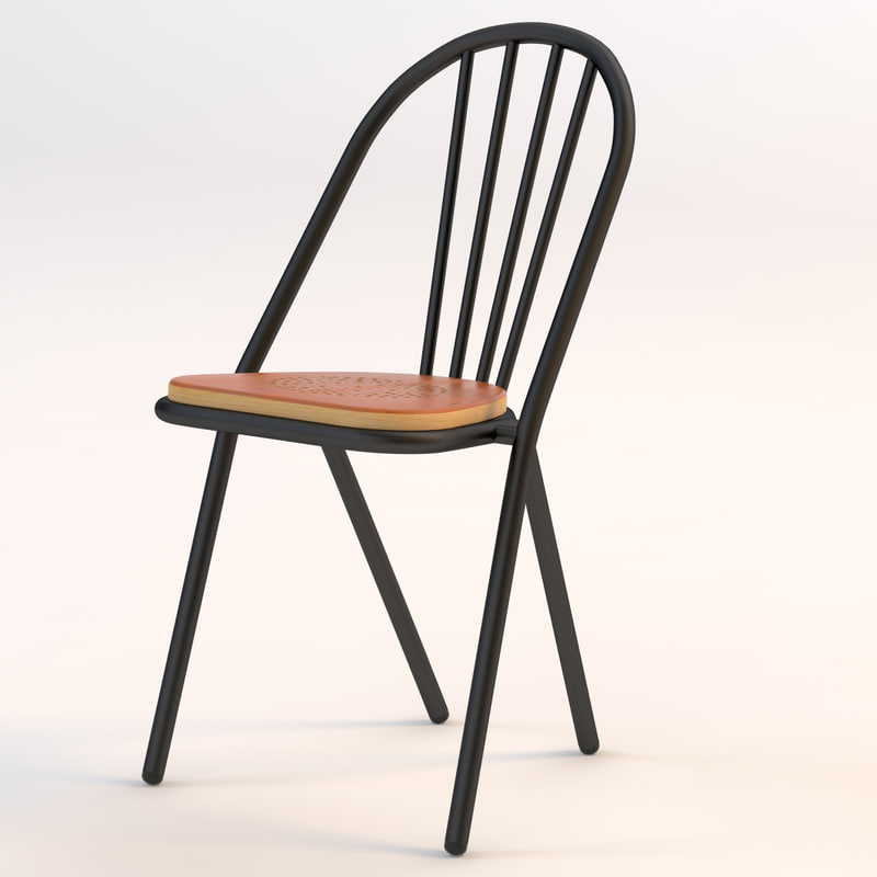 3d surpil chair