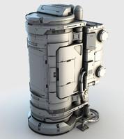 Sci-Fi elements 2