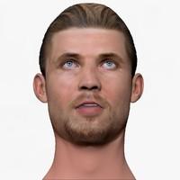 Male Head (James)