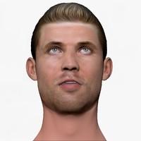 Head Male