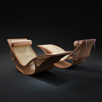 rio-chaise 3d model