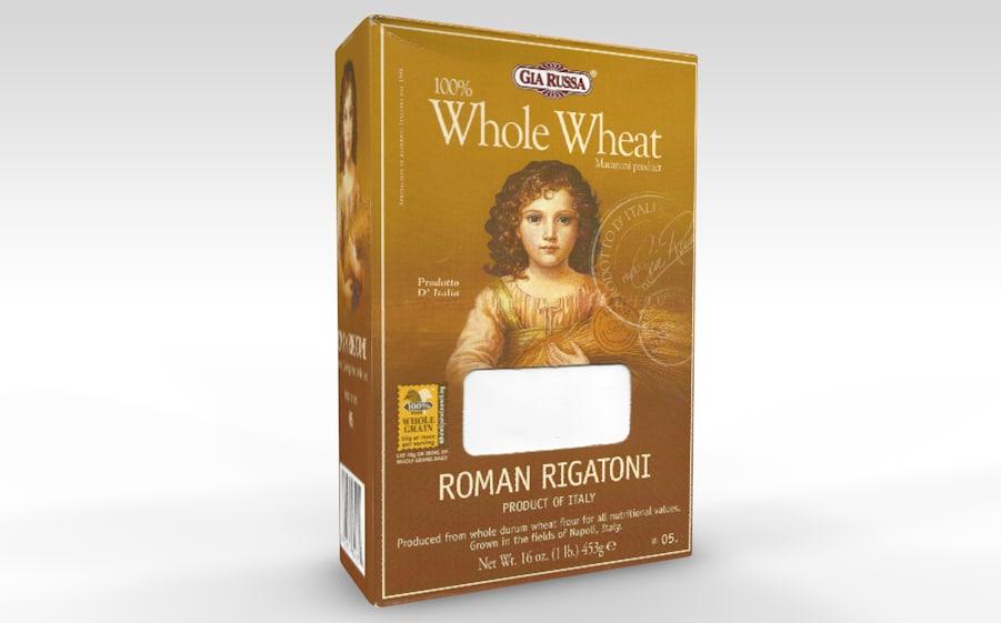 macaroni wheat food 3d c4d