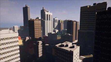 3d model cities street scenes