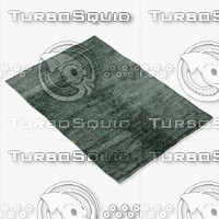 amara rug smart l-waterblue 3d max