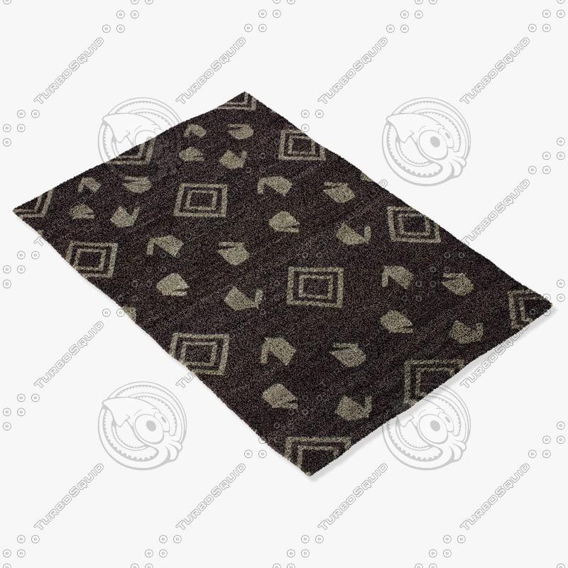 amara rug smart 3d max
