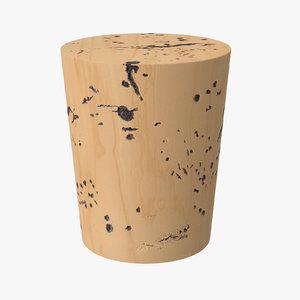 3d model cork 02