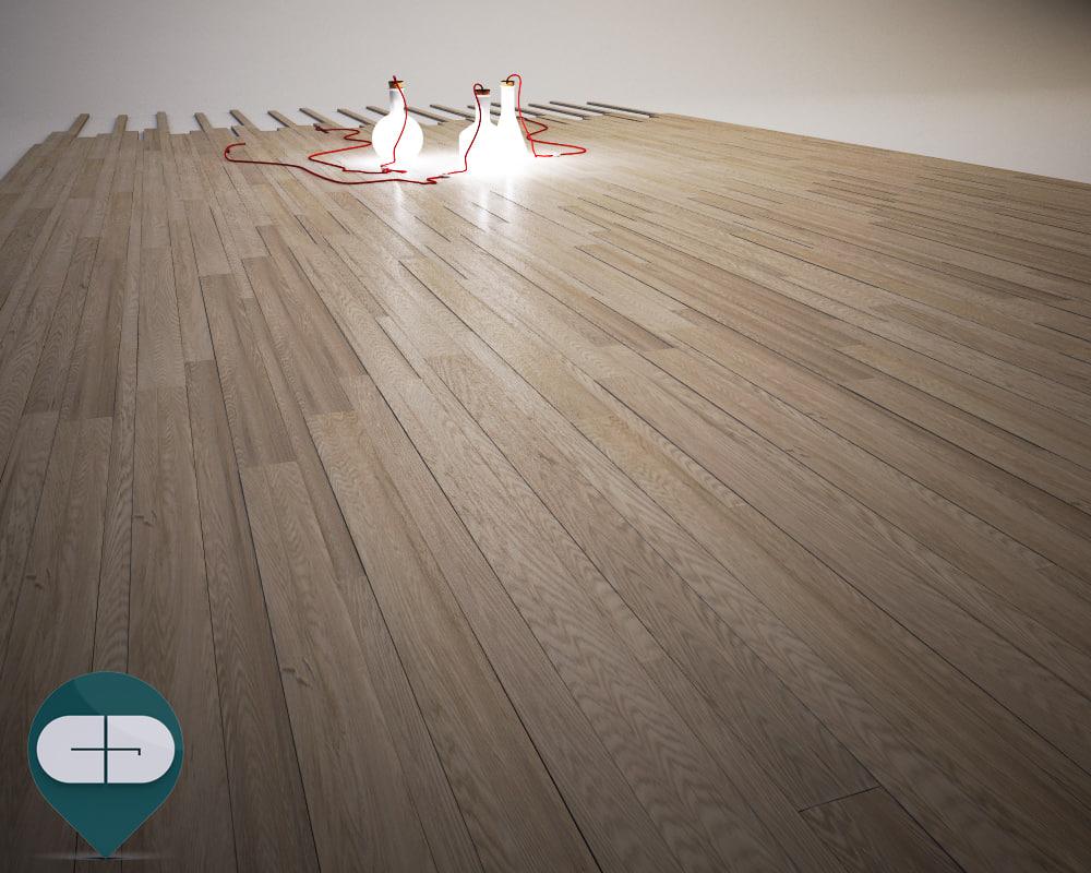 3ds wood flooring