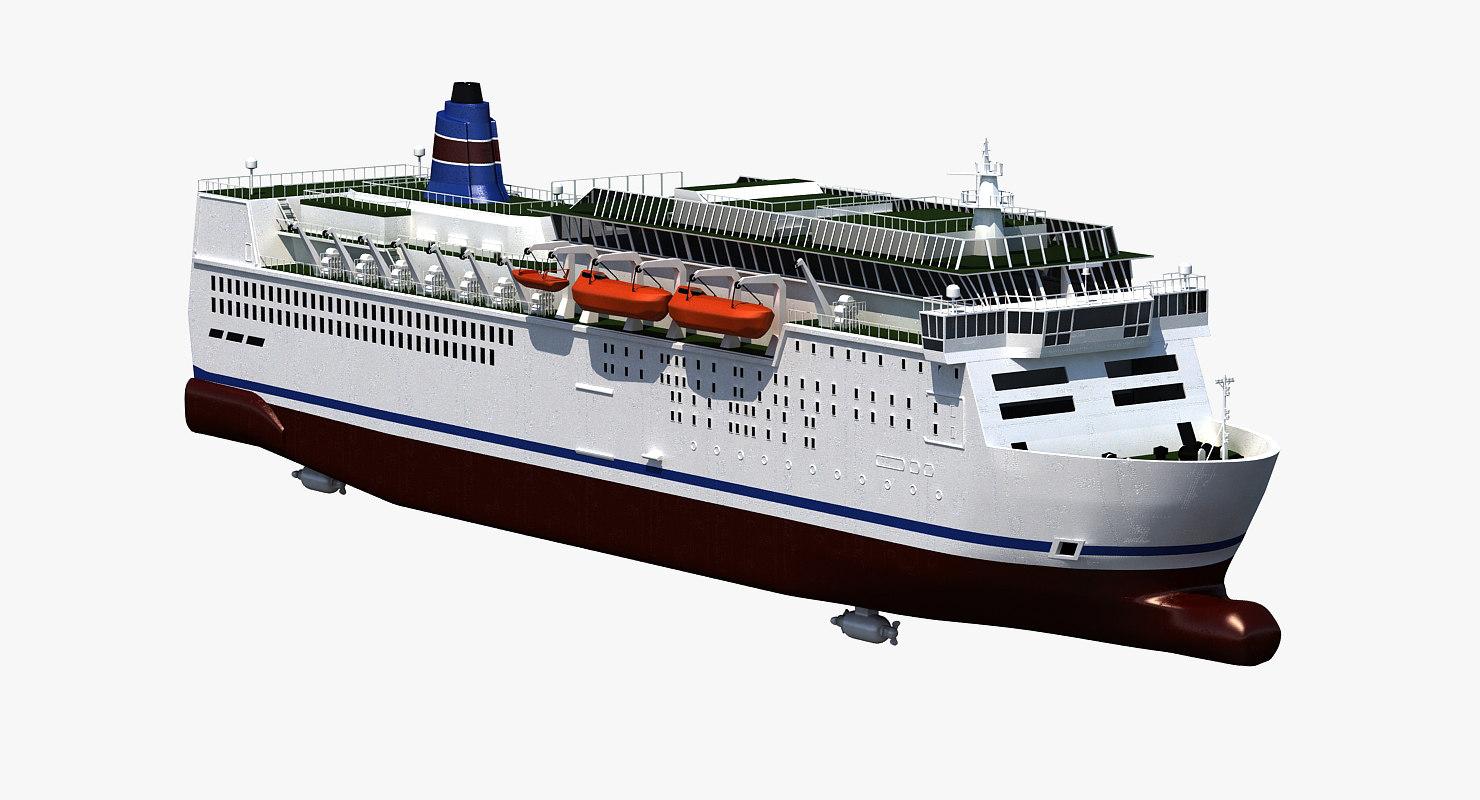 ferry boat ship max