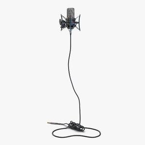 max condenser microphone generic