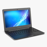 samsung chromebook 2 11 3d model
