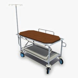 max stretcher modeled games