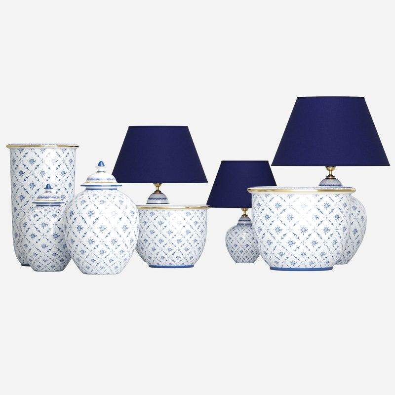 3d lamps umbrella stand