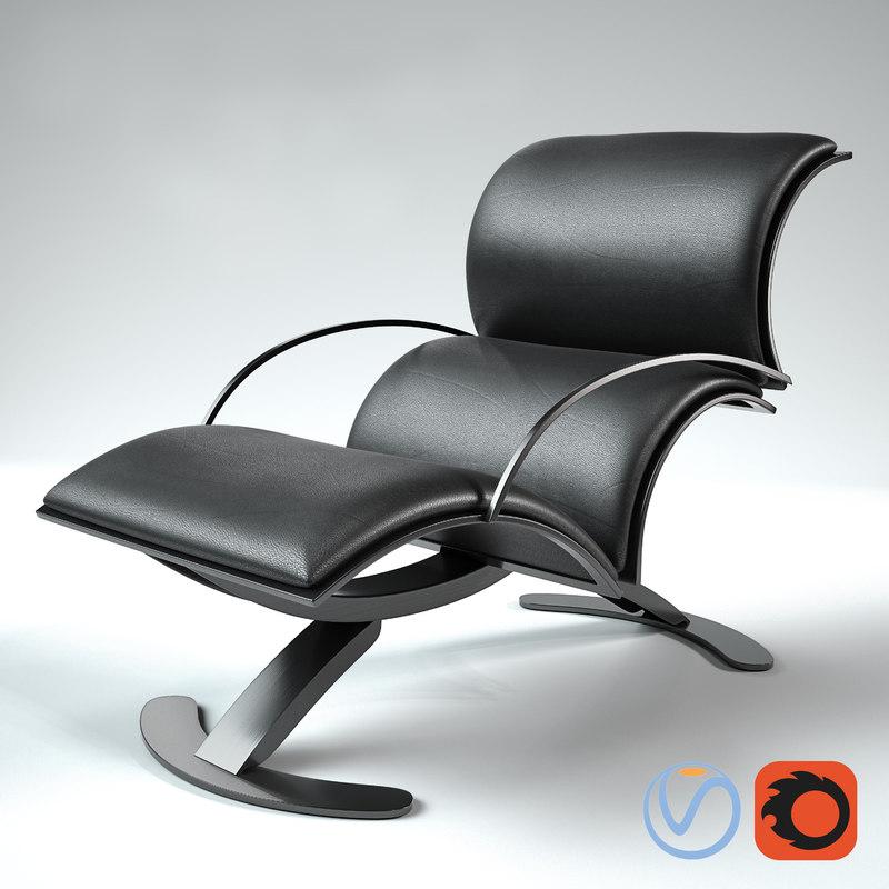 3d signorina chan chair stellar