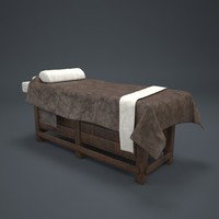 Massage spa Table Bed