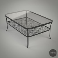 3d model ikea klingsbo coffee table