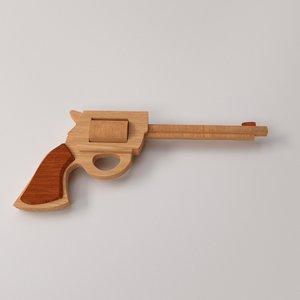 wooden gun 3ds