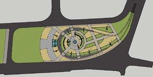 tram ring 3d 3ds