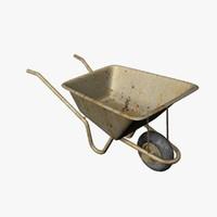 max wheelbarrow weathered