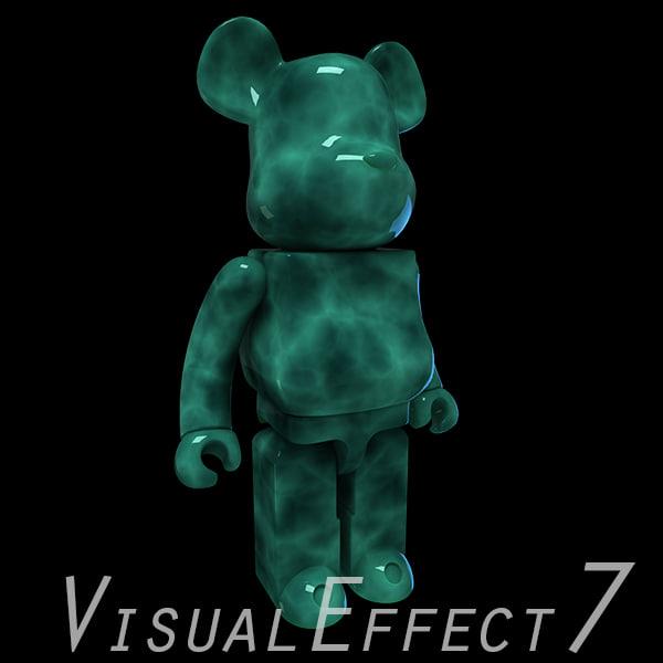3d model light jade