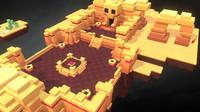 Desert Temple Smashy Craft Series