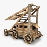 Siege Mechanism Ladder