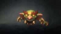 3d model micro troll