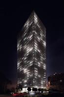 3d model skyscraper exterior