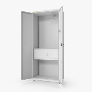 wardrobe cleaning equipment m4 3d model
