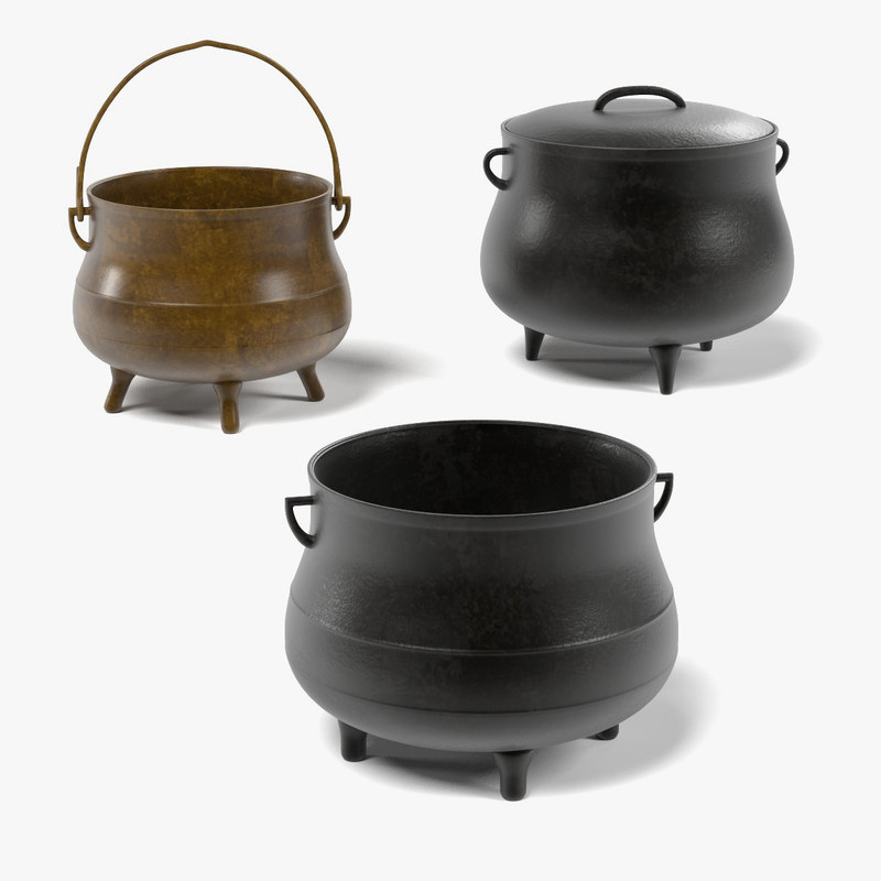 3ds alchemy pots
