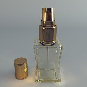 perfume c4d