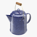 Camping Coffee Pot 3D models