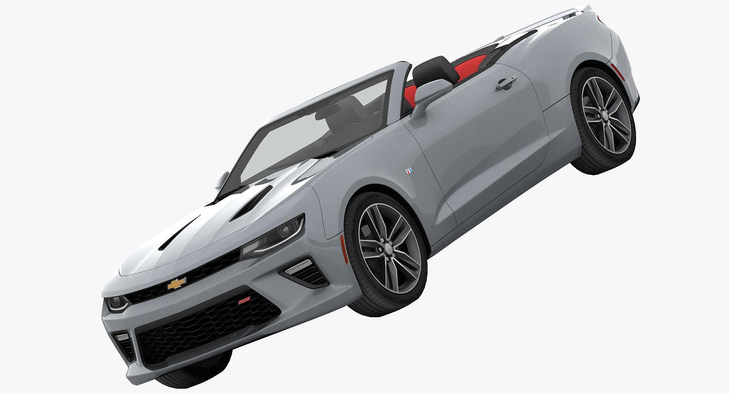 obj chevrolet camaro ss convertible