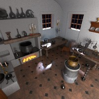3d obj alchemy lab