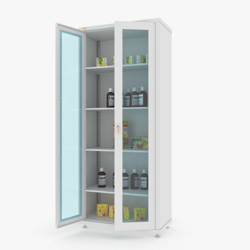 cabinet medicines m2 max