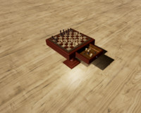 chess table 3ds