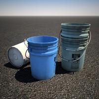 max plastic bucket