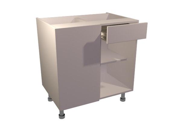 corner base carcasse kitchen max