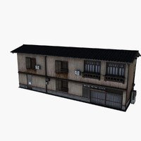3d japanese house