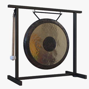 3d old gong