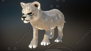 x chibby lion