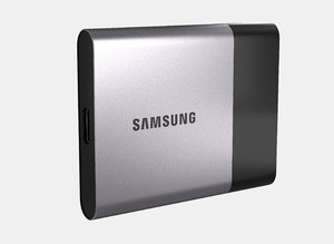 samsung portable ssd t3 3d max